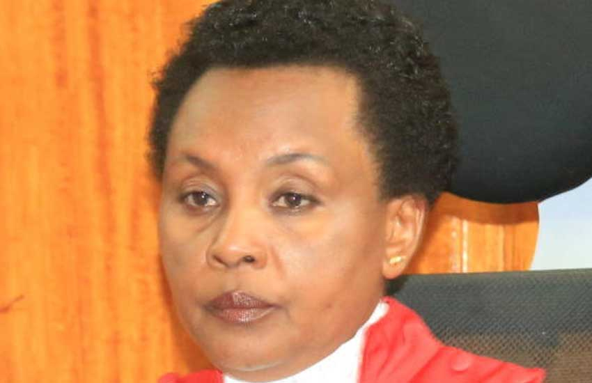 It is okay to be a 26-year-old virgin - Lady Justice Philomena Mwilu