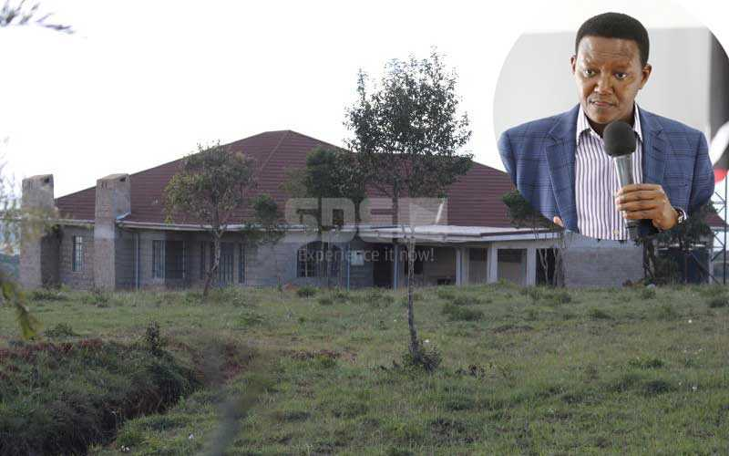 It's easier for a camel to pass through a needle than to see Alfred Mutua- Machakos Residents