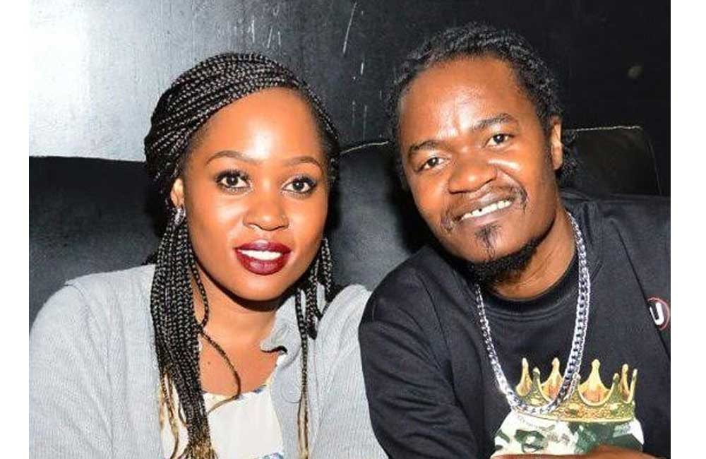 Jua Cali gets tattoo surprise from wife