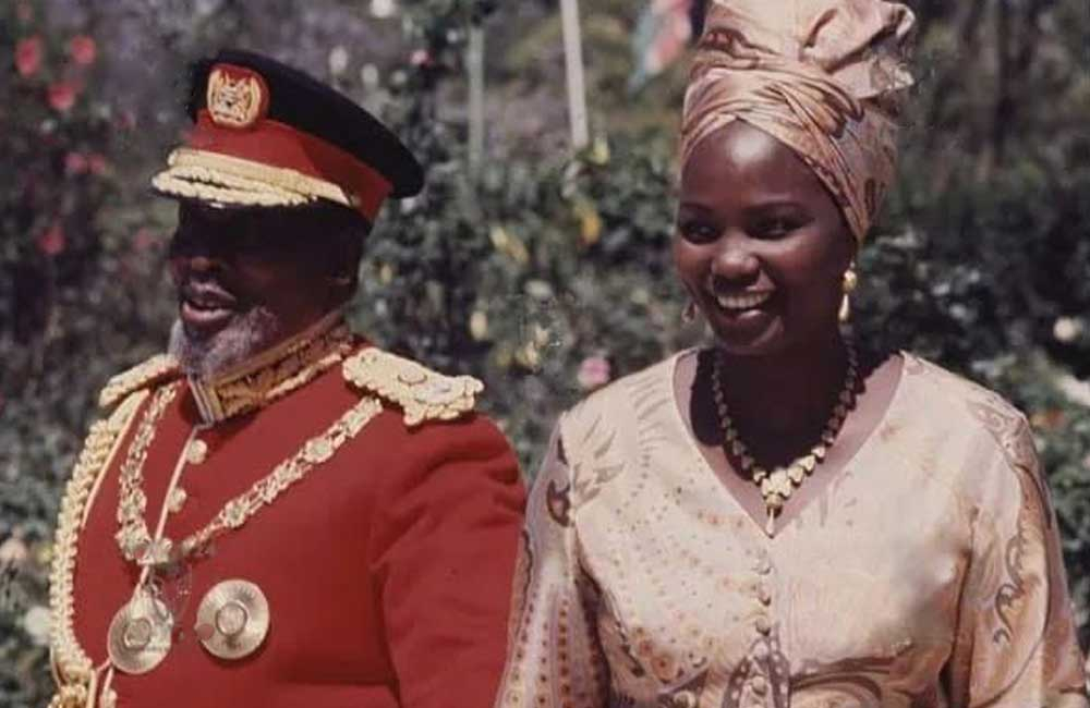 Just like Atwoli, Jomo was 40 years older than Uhuru's mum