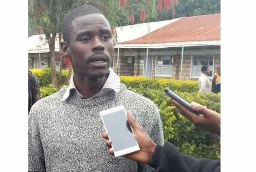 Kenya's youngest MP held me by my neck over protest, activist