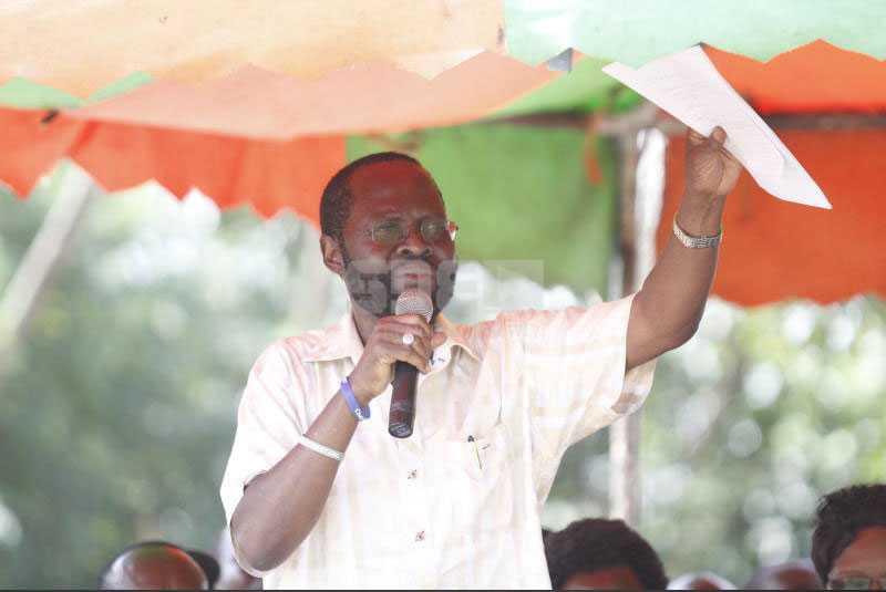 Kisumu Governor Nyong'o sued over Sh200m estate