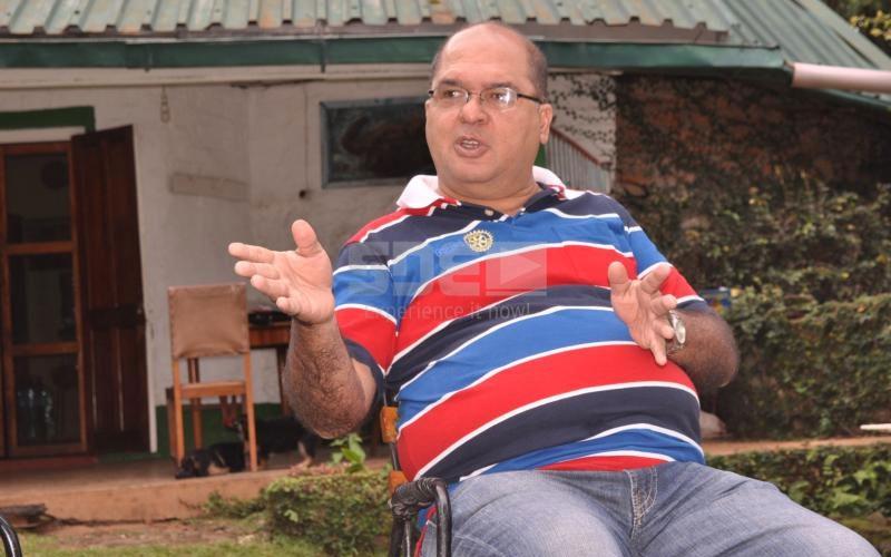 Kisumu mpango begged MP for TV and Wi-Fi