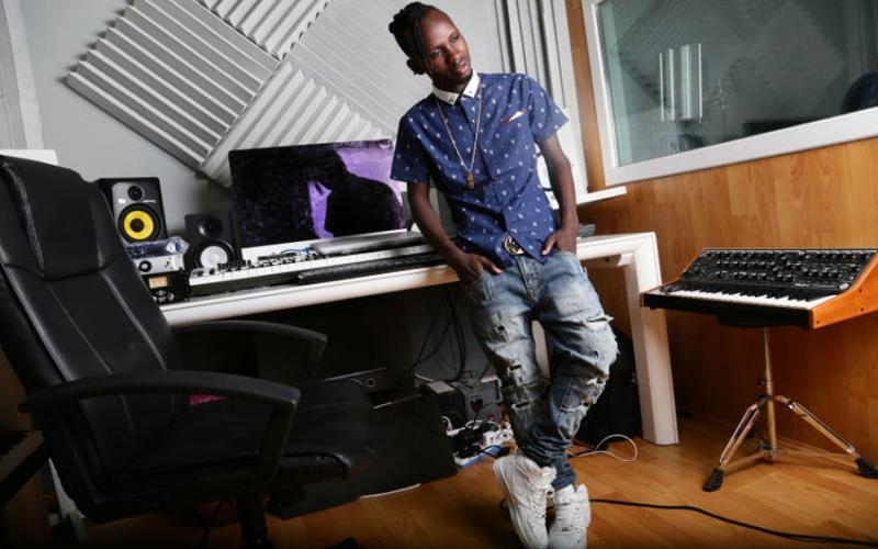 Meet Lizer Classic, the magical hands behind Wasafi Records hits