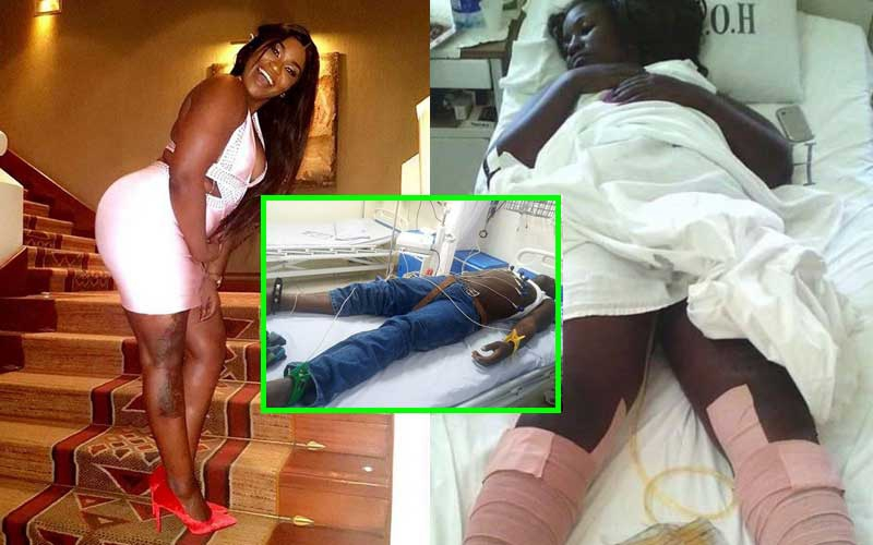 Mishi Dora celebrates as man who allegedly shot, run her over is paralysed