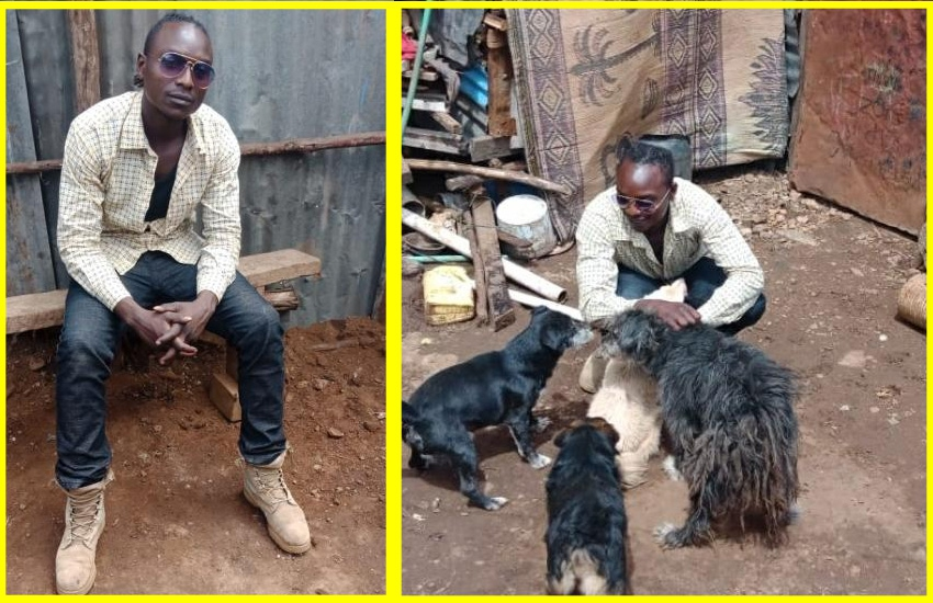 My father headed Mungiki, he disowned me for refusing to shed blood
