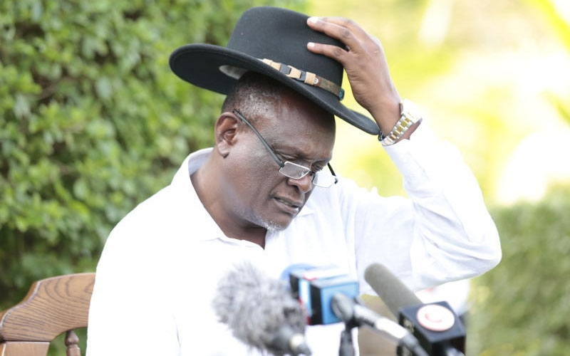 Murathe: From near bankruptcy to 'mtu wa mkono' for Chinese