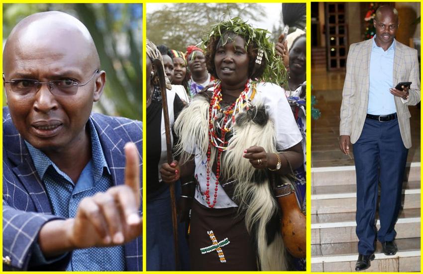 Nakuru politician, ex-driver and MCA in love triangle