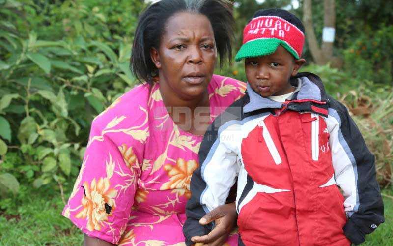 Naming my son Uhuru has brought me misery