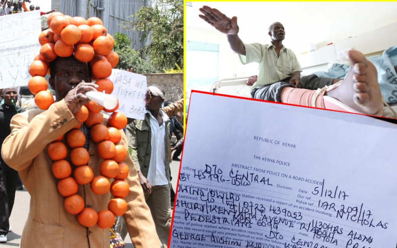 NASA die-hard supporter Owino Mawe still waiting for payment