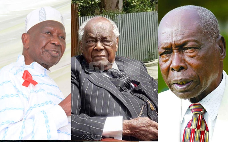 Njonjo, Moi, Moody: Why these wazee are still up and running