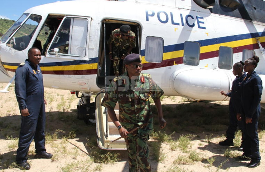 Over and out, Roger! Who will replace IG Joseph Boinnet?