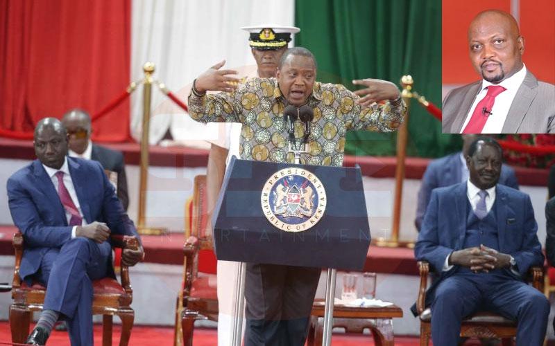 Pay HELB: 10 ways BBI referendum billions could be better utilised- Moses Kuria