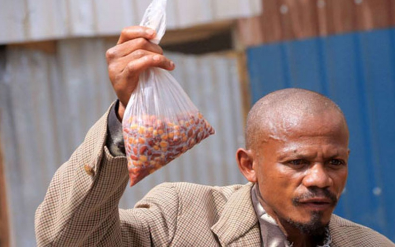 Poor millionaire: Githeri man living dog's life in Kayole
