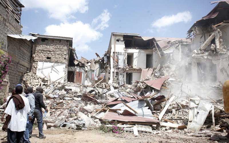President Moi gave us land, insist Nyama Villa residents