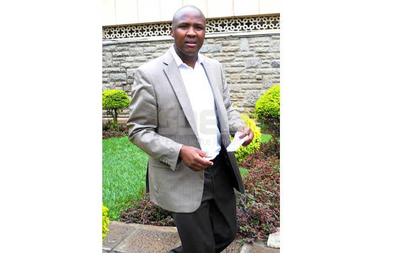 Raila, mentor young leaders to take over- Nandi Hills MP Alfred Keter