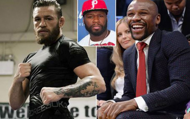 50 Cent was responsible for Conor McGregor fighting Mayweather