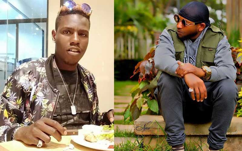 Rapper Mustapha dismisses claims he's a homosexual