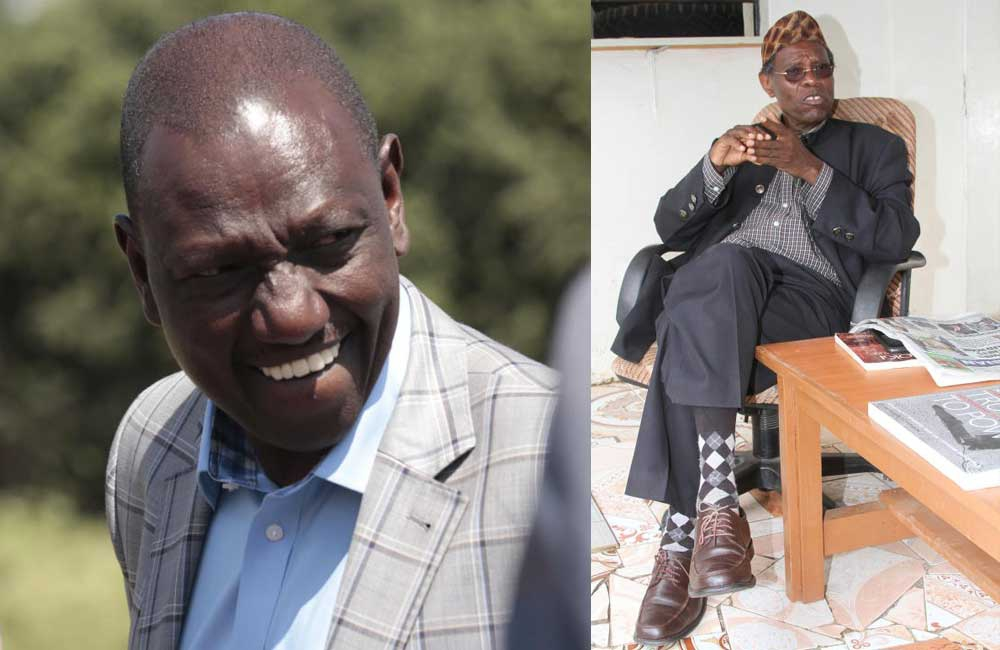 Ruto can't make a good president