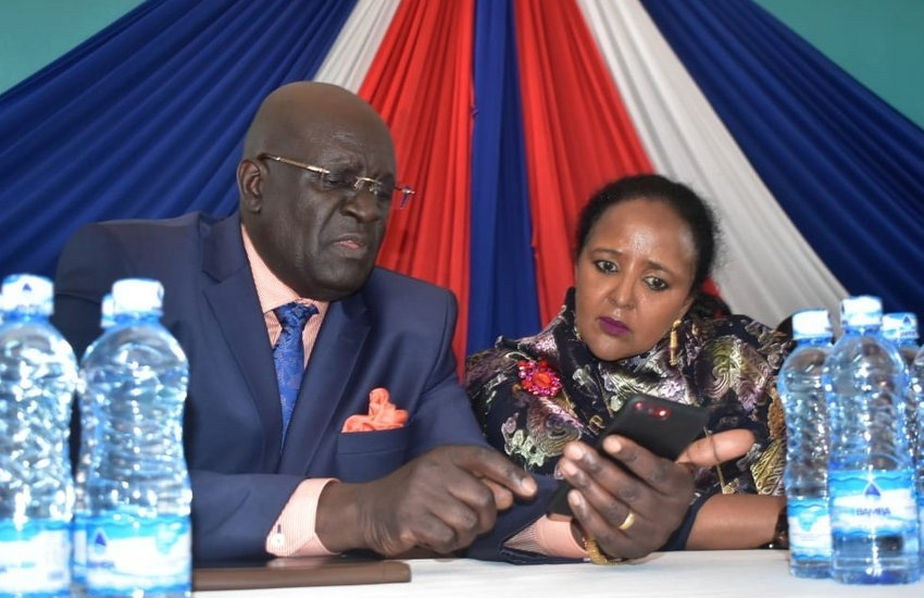 Seconds away: CS Amina Mohamed set to announce KCSE results