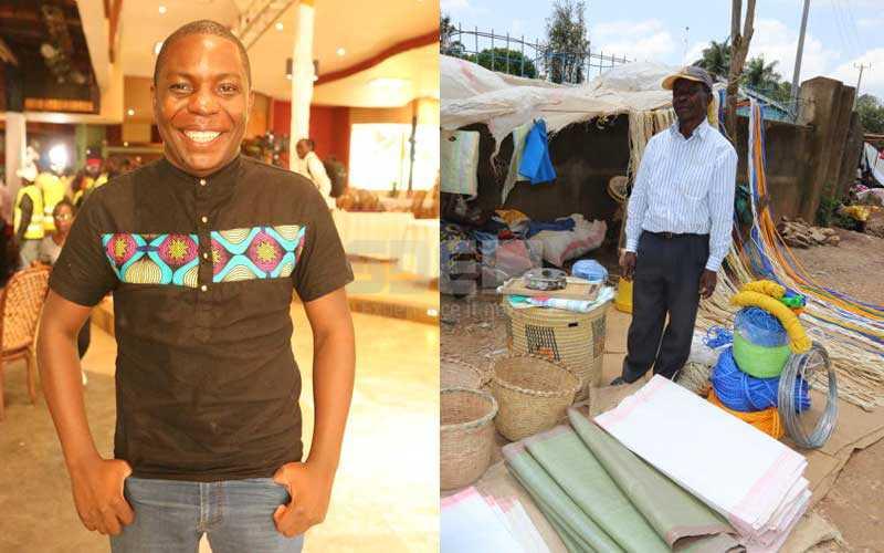 Sh221 million Jackpot winner Samuel Abisai's dad works in kibanda