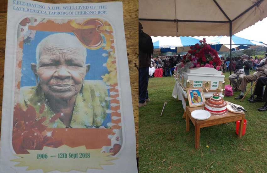 Shock as family serves Sh17,000 cake at granny's funeral