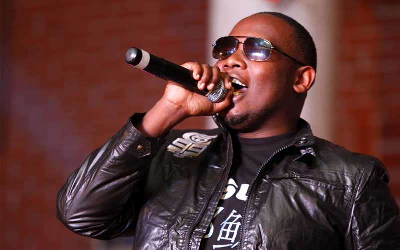 Singer Rufftone's message to fans after explosive New Year concert in Kakamega