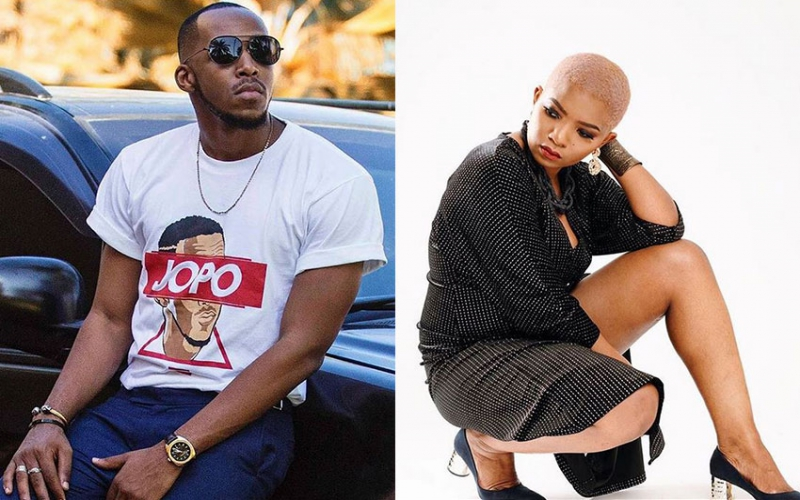 I am single, come welcome me at the airport - Alicios tells Idris