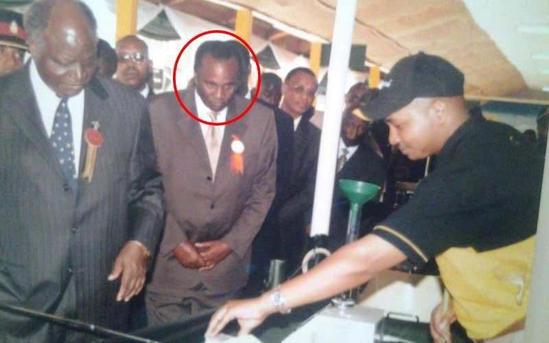 'Stepson' demanding share of Meru's richest man