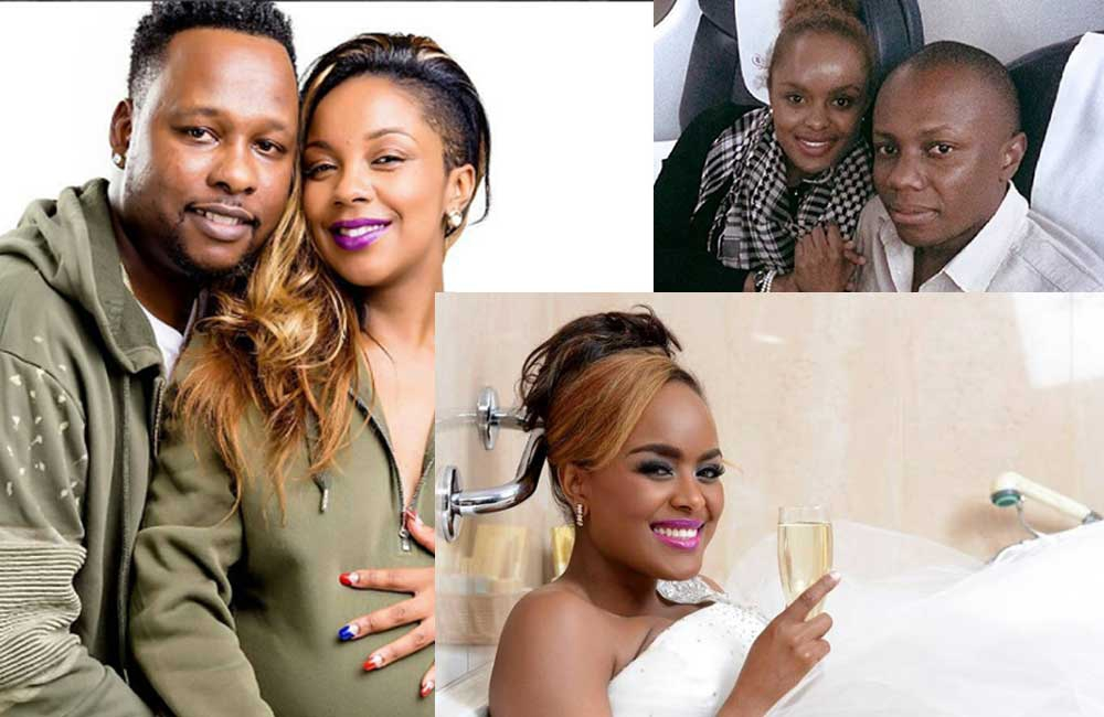 Tale of two teases: Marya parts ways with hubby as Avril gets engaged, again