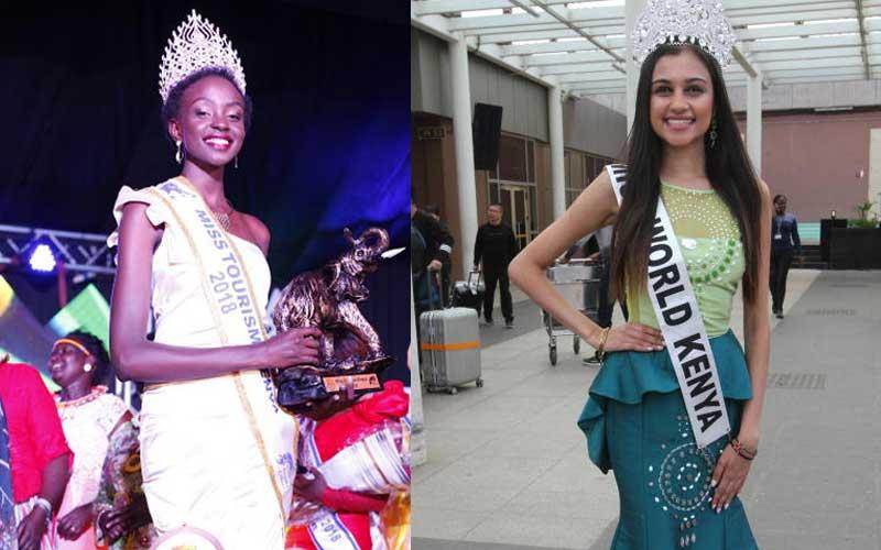 How Kenyan beauties kept the shine abroad