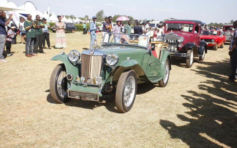 Concours d'Elegance and 18 other must attend gigs