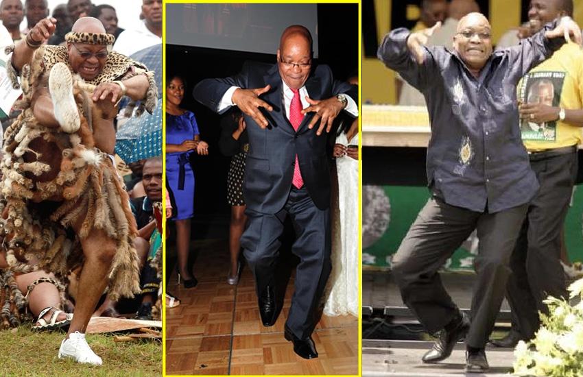 The new Jay-Z? Jacob Zuma working on an album