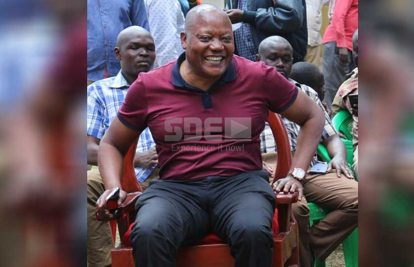 The police were shocked to find me with Sh10 million - Budalang'i MP
