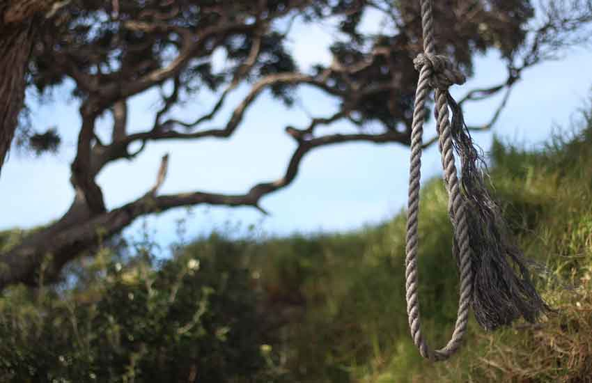 Trees of death? The untold story of Nyeri's suicide forest