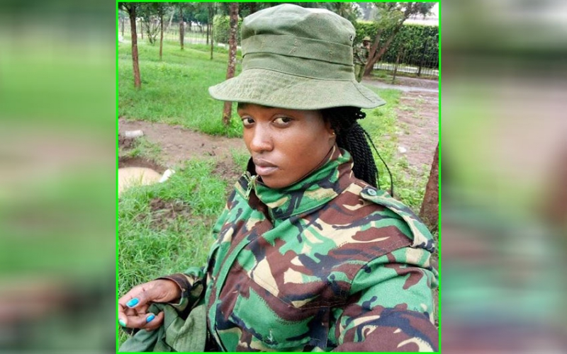 The vigil: Salute to this Changamwe cop with a big heart