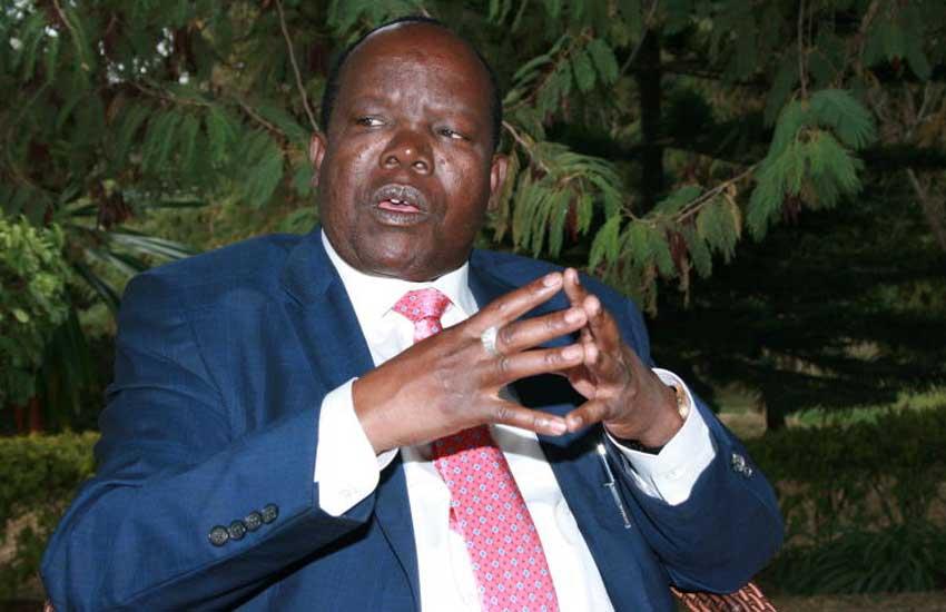 Tribalism is good for Kenyan soccer - Sam Nyamweya