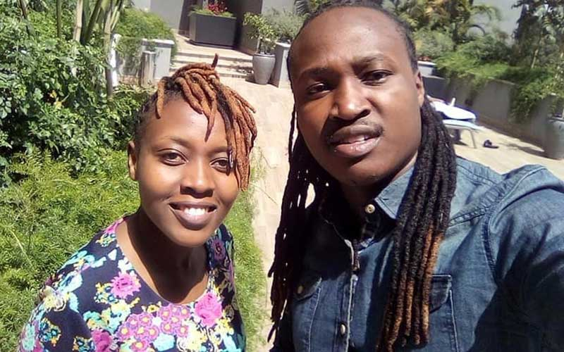 Trouble in paradise for comedian Nyce Wanjeri and her husband?