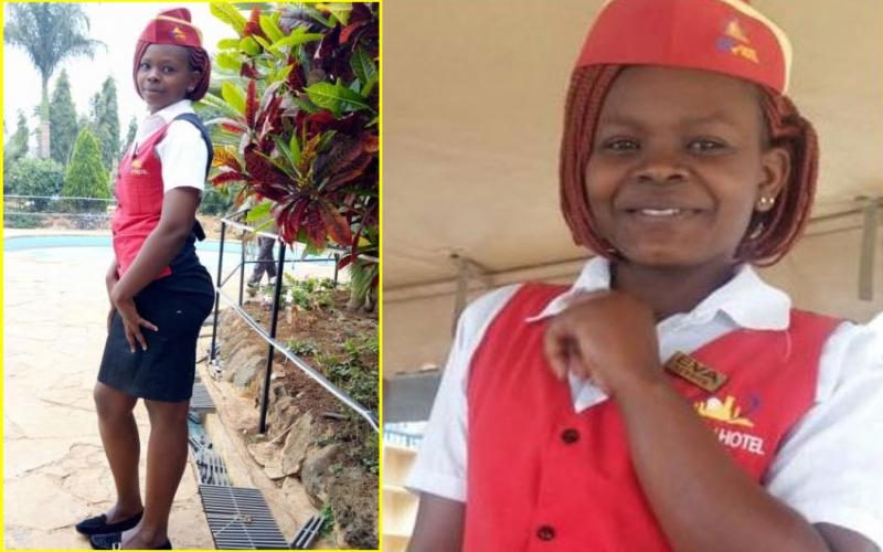 Waitress who returned Sh60, 000 she picked in hotel earns praise