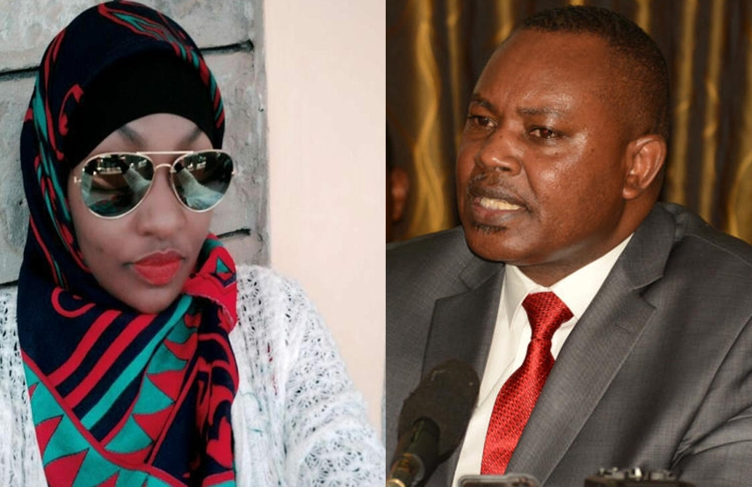 Violet Kemunto can run, but she won't hide – DCI boss George Kinoti