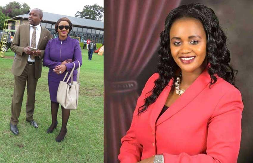 Waruguru could not prove she's married – Kericho hotel responds