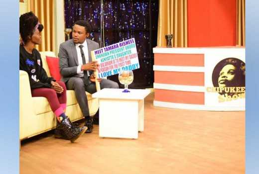 What went wrong with Chipukeezy's interview with Tamara Risheel?