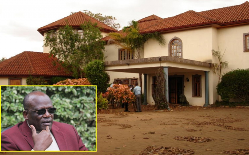 Why auctioneers went to recover Muthama's 'ruracio'