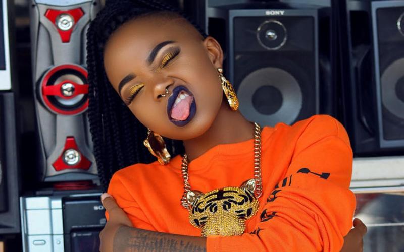 Why I am a goddess – Tanzanian rapper Rosa Ree