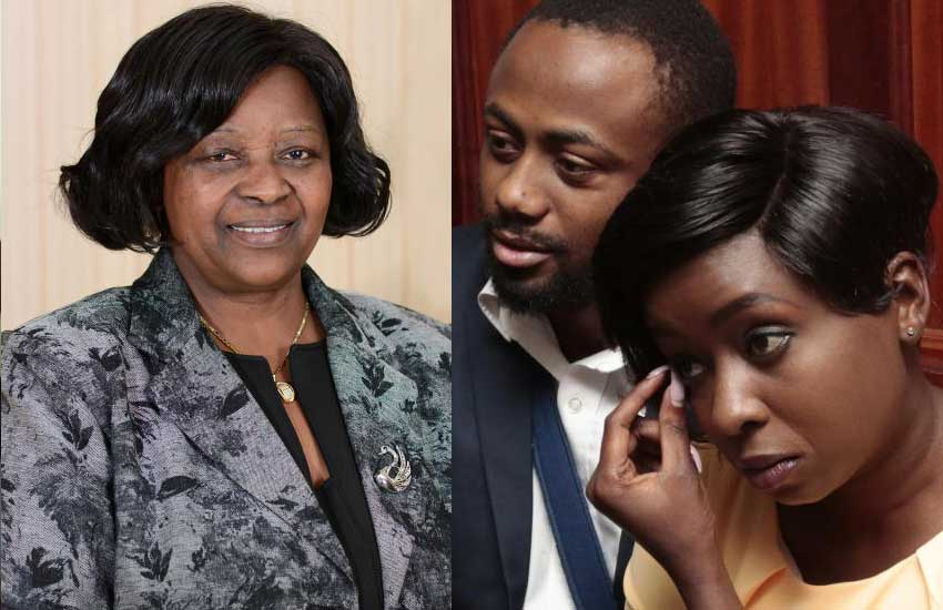 Why lawyers fear Lady Justice Jessie Lesiit