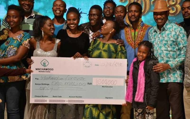 Witty Wakamba wins big at MachakosFest Awards