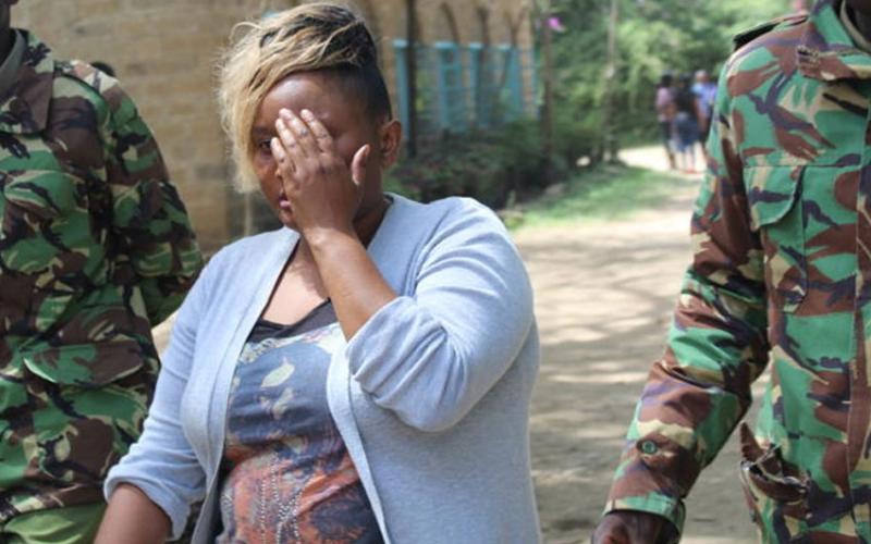 Woman found guilty of killing her drunk 'Muhindi' boyfriend