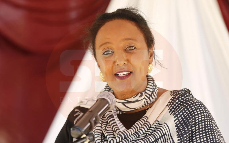 You don't care for our sports stars: MPs tell Amina Mohamed