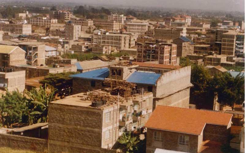 Zimmermann: Barmaids capital of Nairobi