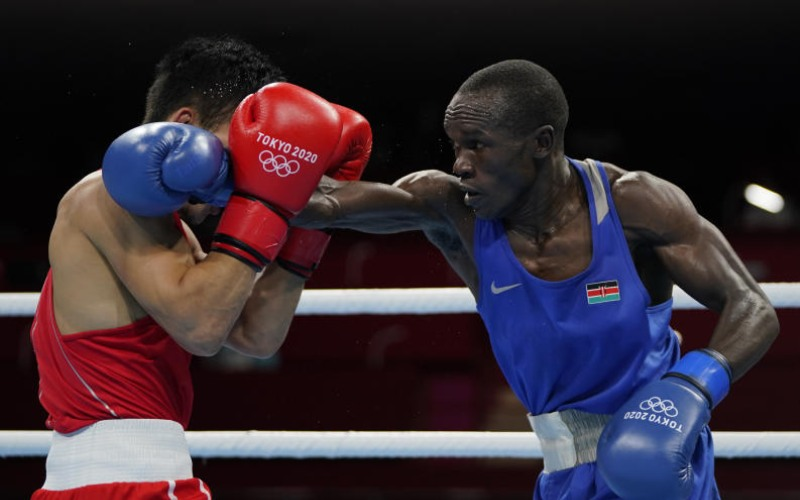 Tokyo Olympics: Kenyan boxer Nick Okoth gets massive support after giving interview in Sheng
